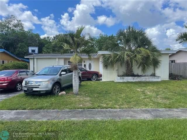 6440 NW 24th Pl, Sunrise, FL 33313 (MLS #F10288596) :: Berkshire Hathaway HomeServices EWM Realty