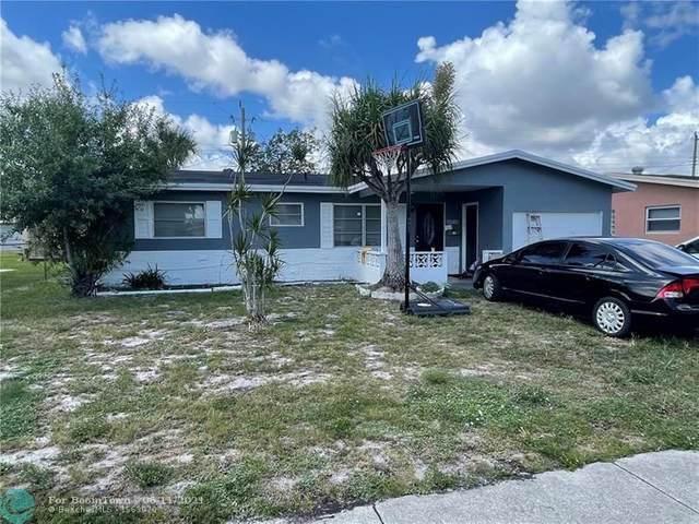 4510 NW 25th Pl, Lauderhill, FL 33313 (#F10288603) :: Baron Real Estate