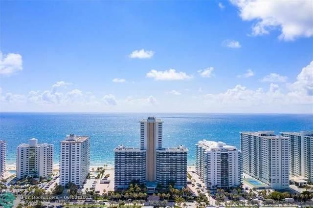 3500 Galt Ocean Dr #716, Fort Lauderdale, FL 33308 (#F10288605) :: Dalton Wade