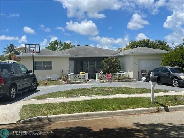 5065 SW 10th St, Margate, FL 33068 (MLS #F10288617) :: Castelli Real Estate Services