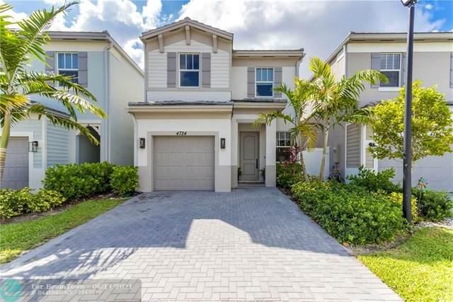 4724 NW 48th Ter, Tamarac, FL 33319 (MLS #F10288632) :: Castelli Real Estate Services