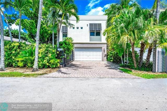 519 SW 5th Ave 519-A, Fort Lauderdale, FL 33315 (MLS #F10288646) :: Castelli Real Estate Services