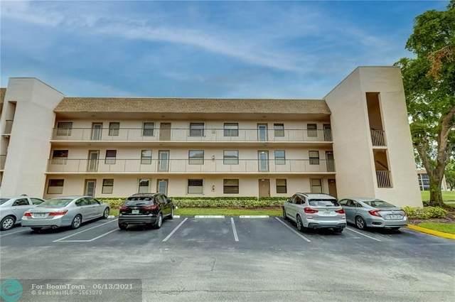 10434 Sunrise Lake Boulevard #112, Sunrise, FL 33322 (#F10288670) :: Michael Kaufman Real Estate