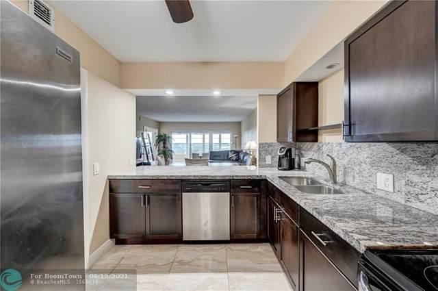 3150 N Palm Aire Dr #910, Pompano Beach, FL 33069 (#F10288674) :: Treasure Property Group