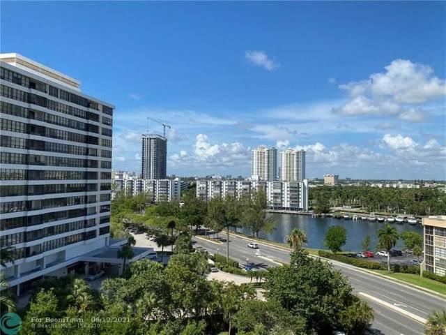 600 Three Islands Blvd #810, Hallandale Beach, FL 33009 (MLS #F10288681) :: Castelli Real Estate Services