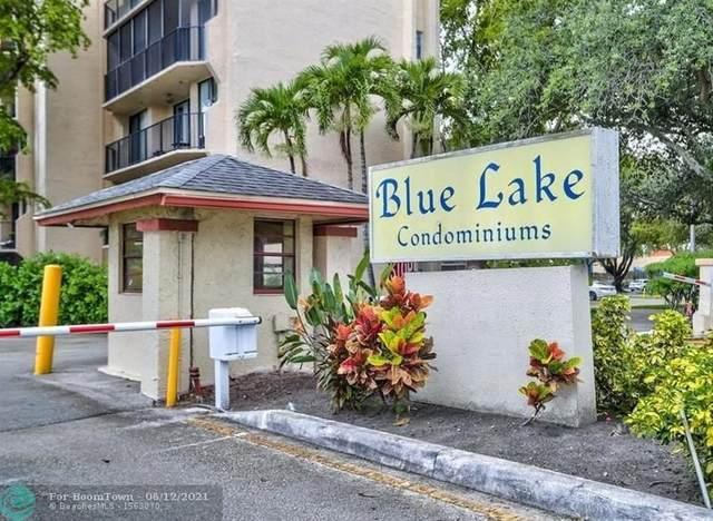 3400 Blue Lake Dr #402, Pompano Beach, FL 33064 (MLS #F10288686) :: Berkshire Hathaway HomeServices EWM Realty