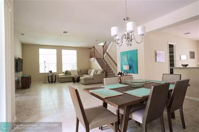 3040 NW 126th Ave, Sunrise, FL 33323 (MLS #F10288688) :: Berkshire Hathaway HomeServices EWM Realty