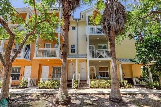 1312 SW 4th St #1312, Fort Lauderdale, FL 33312 (MLS #F10288699) :: Berkshire Hathaway HomeServices EWM Realty