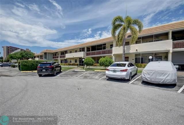 1340 NE 28th Ave #137, Pompano Beach, FL 33062 (#F10288702) :: Baron Real Estate