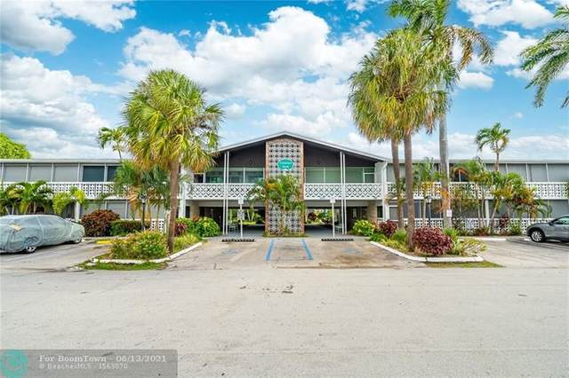2161 NE 42nd Ct #212, Lighthouse Point, FL 33064 (MLS #F10288703) :: Castelli Real Estate Services