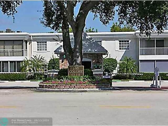 6461 Bay Club Dr #3, Fort Lauderdale, FL 33308 (MLS #F10288704) :: The Paiz Group