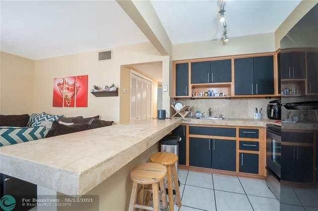 4050 NE 12th Ter 20-1, Oakland Park, FL 33334 (MLS #F10288713) :: Berkshire Hathaway HomeServices EWM Realty