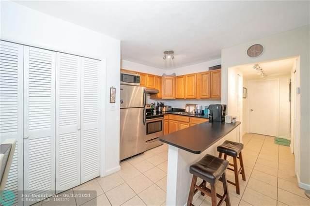 4050 NE 12th Ter 21-1, Oakland Park, FL 33334 (MLS #F10288714) :: Berkshire Hathaway HomeServices EWM Realty