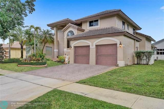 17374 SW 12th St, Pembroke Pines, FL 33029 (#F10288736) :: Michael Kaufman Real Estate
