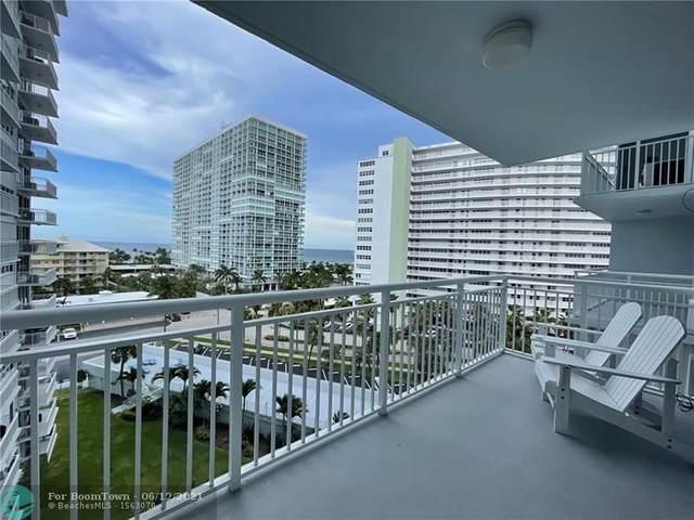 1920 S Ocean Dr #807, Fort Lauderdale, FL 33316 (#F10288748) :: Real Treasure Coast