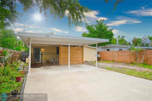 1421 SW 23RD AV, Fort Lauderdale, FL 33312 (MLS #F10288752) :: The Paiz Group