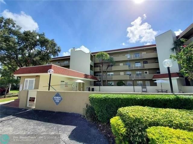 3120 N Pine Island Rd #403, Sunrise, FL 33351 (MLS #F10288761) :: United Realty Group