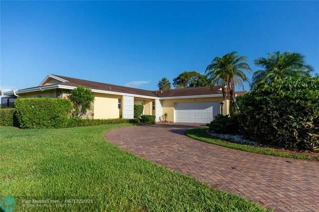 5728 S Bayberry Ln, Tamarac, FL 33319 (#F10288794) :: Michael Kaufman Real Estate