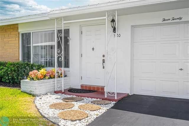 320 S Golf Blvd, Pompano Beach, FL 33064 (#F10288807) :: The Power of 2   Century 21 Tenace Realty