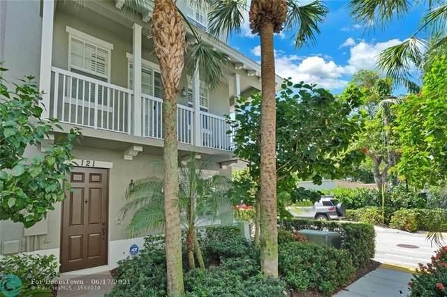 121 E Coda Circle #121, Delray Beach, FL 33444 (MLS #F10288810) :: The Jack Coden Group