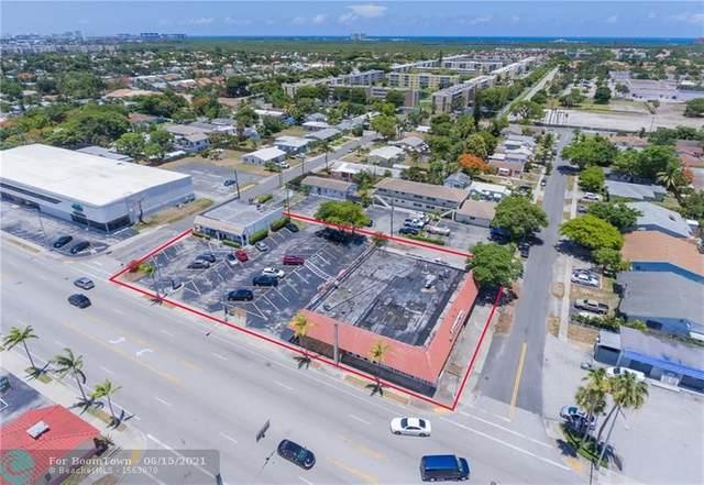1101-1103, 1121 S Federal Hwy, Dania Beach, FL 33004 (#F10288851) :: DO Homes Group