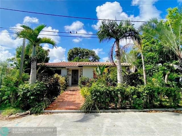 631 NE 60th St, Miami, FL 33137 (MLS #F10288852) :: Castelli Real Estate Services