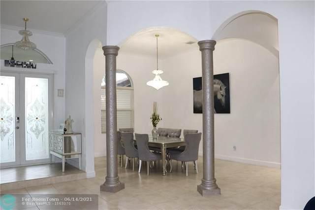 12252 NW 25th St, Plantation, FL 33323 (MLS #F10288904) :: Castelli Real Estate Services