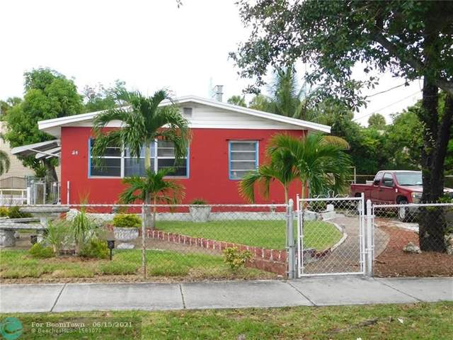 524 NW 21st Ter, Fort Lauderdale, FL 33311 (#F10288911) :: Michael Kaufman Real Estate