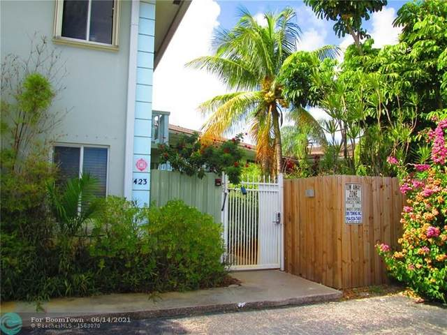 1423 Holly Heights Dr #1, Fort Lauderdale, FL 33304 (MLS #F10288926) :: Castelli Real Estate Services