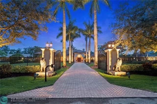 6001 NW 72nd Way, Parkland, FL 33067 (#F10288930) :: Michael Kaufman Real Estate