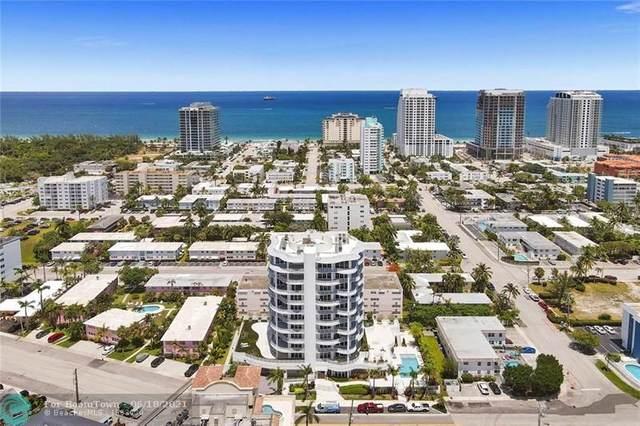 612 Bayshore Drive #901, Fort Lauderdale, FL 33304 (#F10288937) :: Dalton Wade
