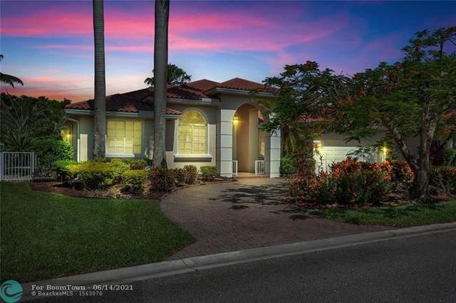 423 NW 118th Ave, Coral Springs, FL 33071 (MLS #F10288951) :: Castelli Real Estate Services