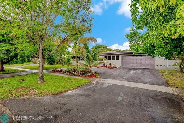 281 SW 58th Ave, Plantation, FL 33317 (MLS #F10288962) :: United Realty Group