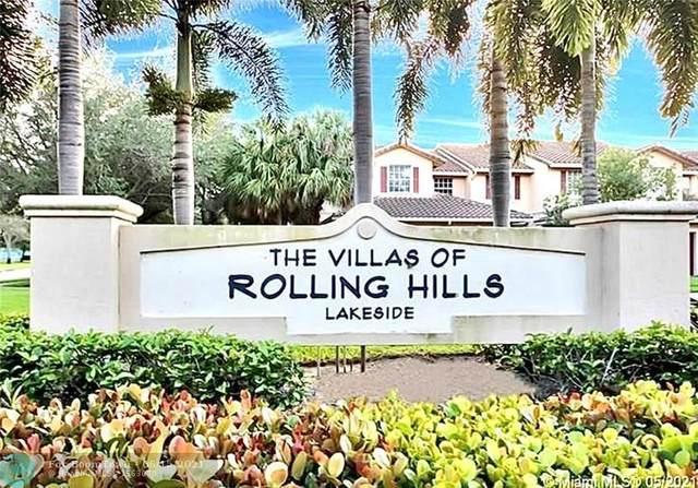 3417 Lakeside Dr #3417, Davie, FL 33328 (MLS #F10288969) :: Castelli Real Estate Services