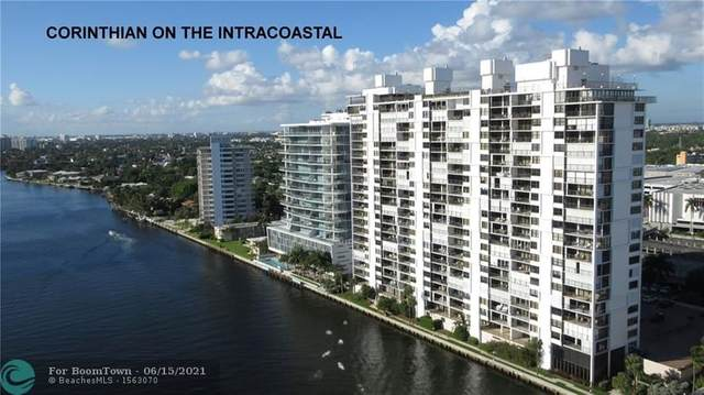 936 Intracoastal Dr 3A, Fort Lauderdale, FL 33304 (MLS #F10288973) :: The Paiz Group