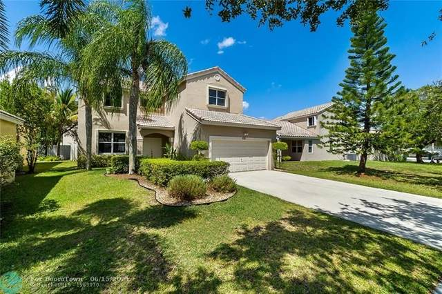 869 Briar Ridge Rd, Weston, FL 33327 (#F10289018) :: Michael Kaufman Real Estate