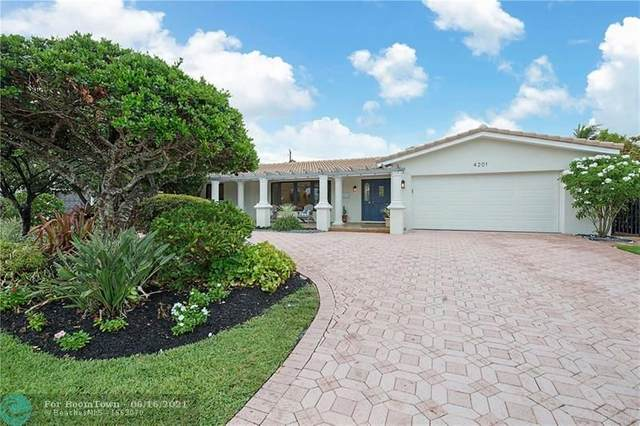 4201 NE 26th Ave, Lighthouse Point, FL 33064 (#F10289021) :: Michael Kaufman Real Estate