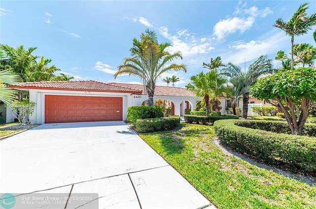 4430 NE 29th Ave, Lighthouse Point, FL 33064 (MLS #F10289050) :: Castelli Real Estate Services