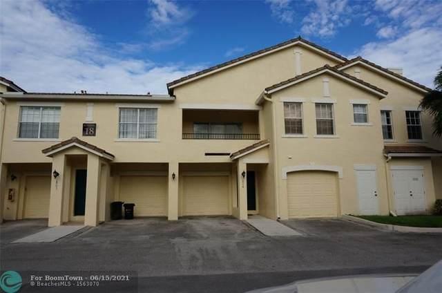 1804 Belmont Ln #1804, Lauderhill, FL 33068 (MLS #F10289052) :: Castelli Real Estate Services