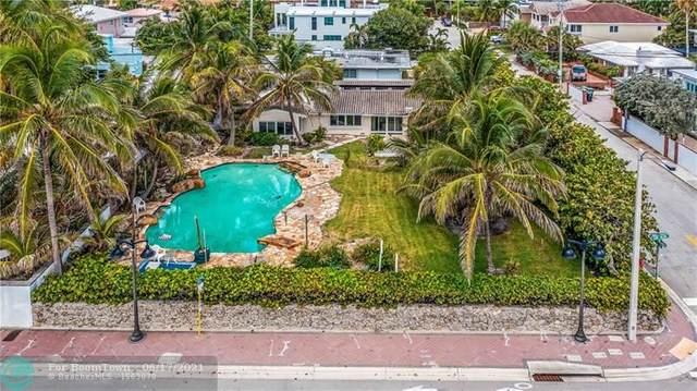 1663 N Fort Lauderdale Beach Blvd, Fort Lauderdale, FL 33305 (MLS #F10289058) :: The DJ & Lindsey Team