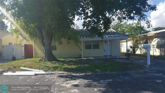 1441 NE 3rd Ave, Fort Lauderdale, FL 33304 (MLS #F10289067) :: The Paiz Group