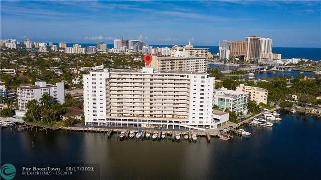 333 E Sunset Dr #601, Fort Lauderdale, FL 33301 (MLS #F10289090) :: Green Realty Properties