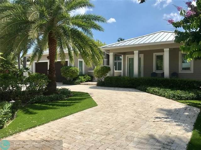 1772 SE 25th Ave, Fort Lauderdale, FL 33316 (MLS #F10289129) :: The Paiz Group