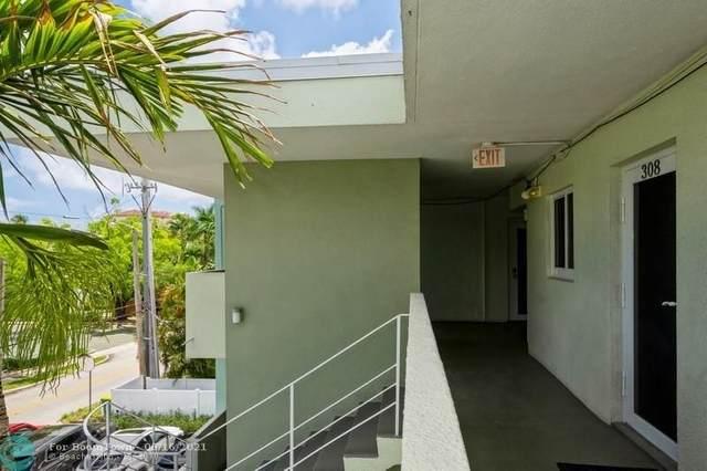 1000 SE 4th St #308, Fort Lauderdale, FL 33301 (MLS #F10289223) :: Green Realty Properties