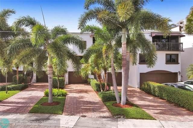 3018 NE 49th St #3018, Fort Lauderdale, FL 33308 (MLS #F10289228) :: Green Realty Properties