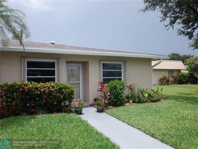 8611 Bella Vista Dr #8611, Boca Raton, FL 33433 (#F10289245) :: Michael Kaufman Real Estate