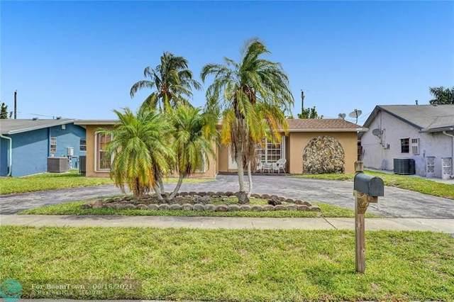 9523 NW 26th St, Sunrise, FL 33322 (MLS #F10289246) :: Berkshire Hathaway HomeServices EWM Realty