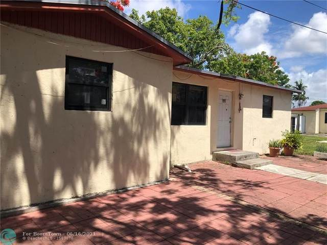 2520 Johnson St, Hollywood, FL 33020 (#F10289262) :: Heather Towe | Keller Williams Jupiter