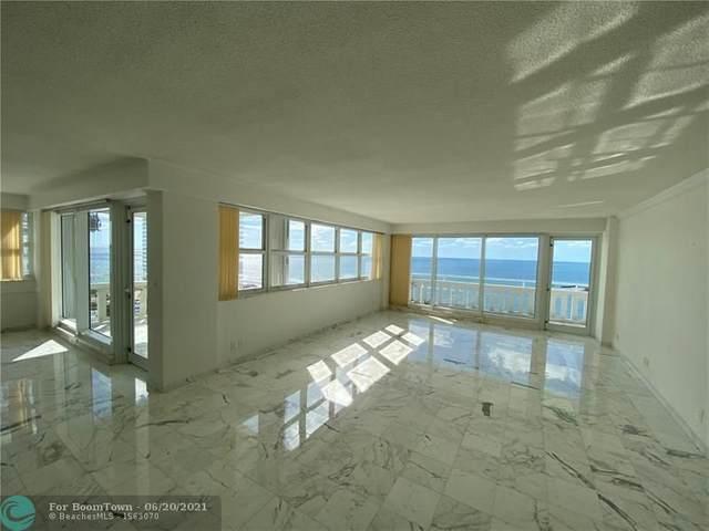 2000 S Ocean Dr, Fort Lauderdale, FL 33316 (MLS #F10289264) :: Green Realty Properties
