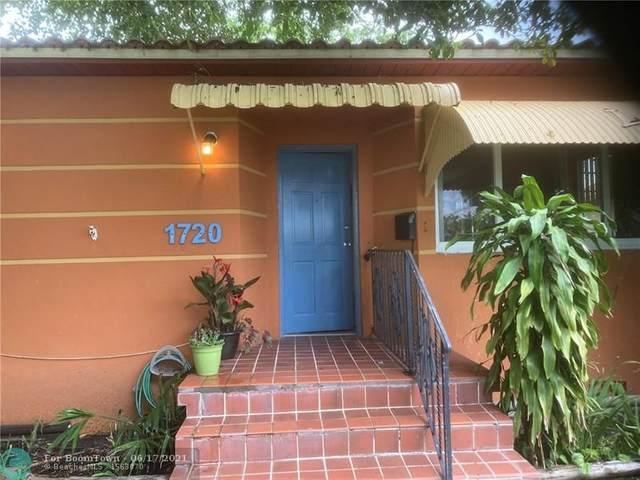1720 Fletcher St, Hollywood, FL 33020 (MLS #F10289277) :: United Realty Group